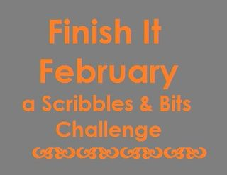 Finish It February