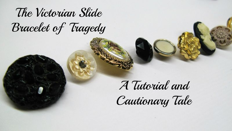 The Victorian Slide Bracelet of Tragedy Title Pic