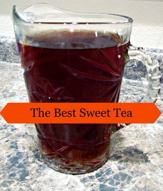 Titled Sweet Tea