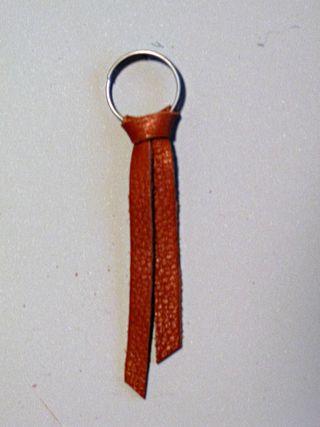 Final Knot Keychain