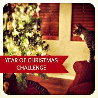 Year of Christmas Challenge