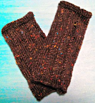 Soulkeeper mitts full view
