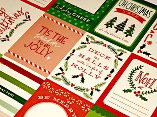 Starter Christmas Card Paper