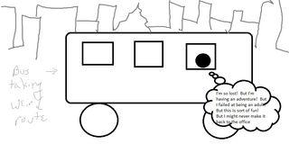 The Bus Adventure Panel 6
