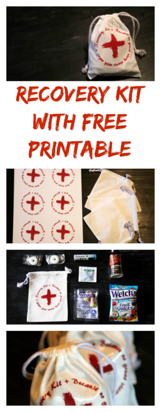 Pinterest Recovery Kit