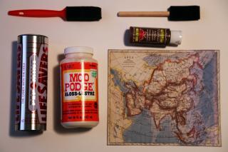 Adventure Fund Materials