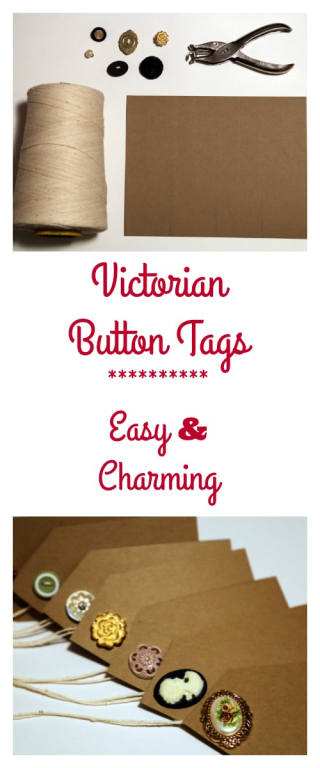 Pinterest Button Tags