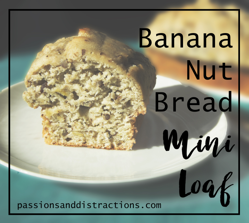 Banana Nut Bread pinterest square