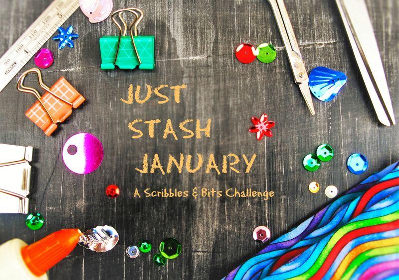 Copy Titled Just Stash January