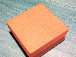 Unpainted Paper Mache Box