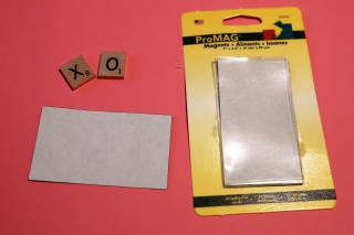 Scrabble Magnets 1