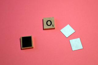 Scrabble Magnets 2