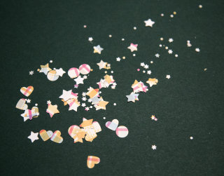 Confetti Plaid Mix
