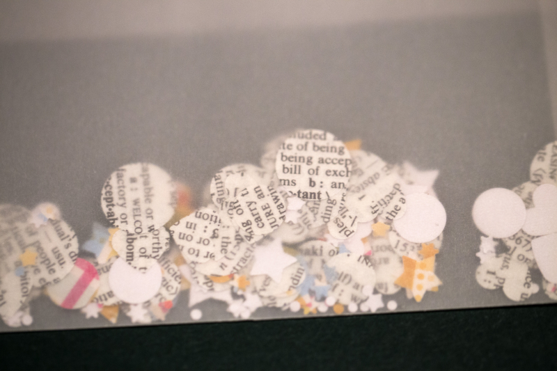 Confetti Envelope