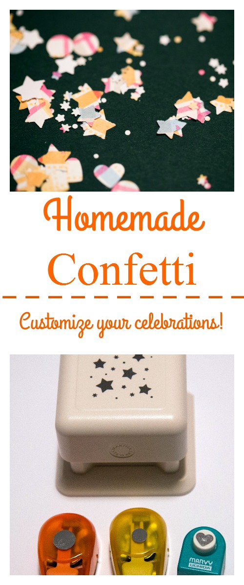 Pinterest Homemade Confetti
