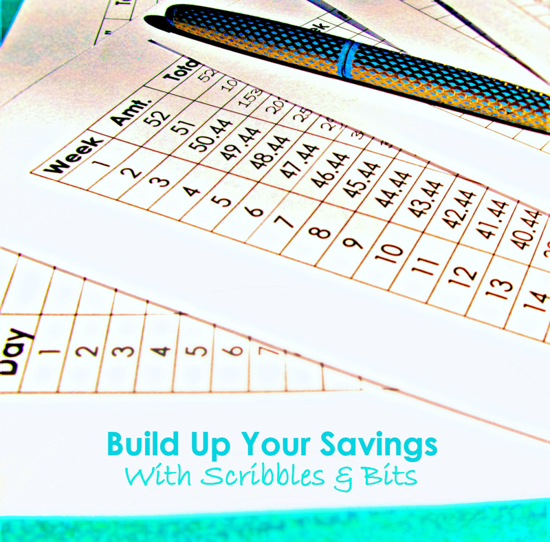 Savings with Scribbles & Bits