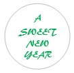 Sweet New Year Label Sample