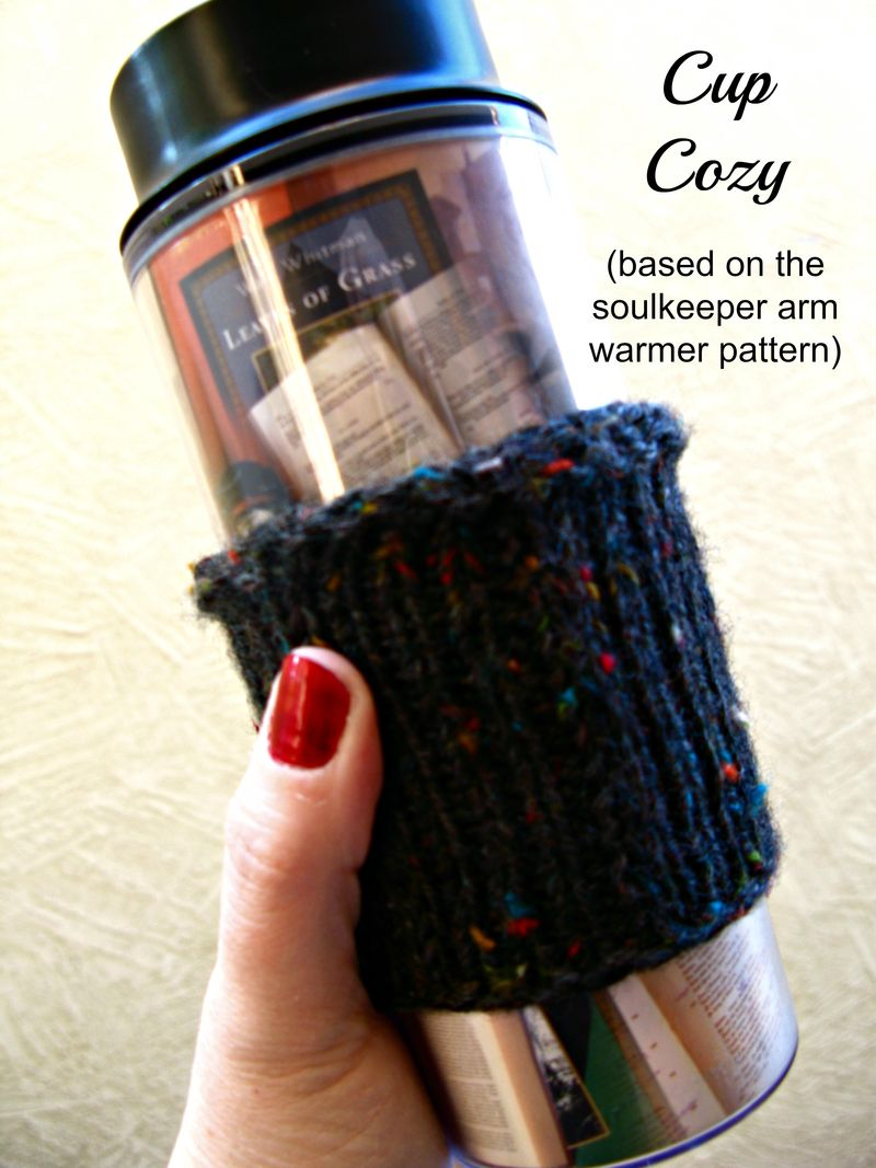 Titled Soulkeeper Cup Cozy