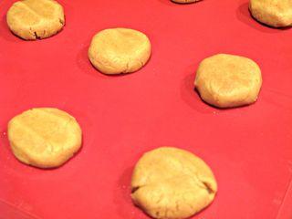 Peanut Buter Cookie Dough Balls Mashed 2