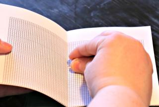 Bullet Journal Making Holes