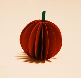 Pumpkin Place card 6