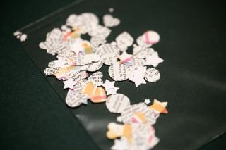 Confetti Bagged