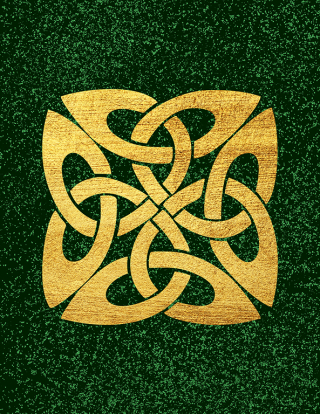 Celtic Knot Printable resized