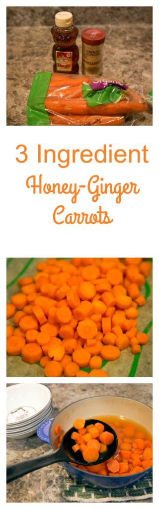 Pinterest Honey Ginger Carrots