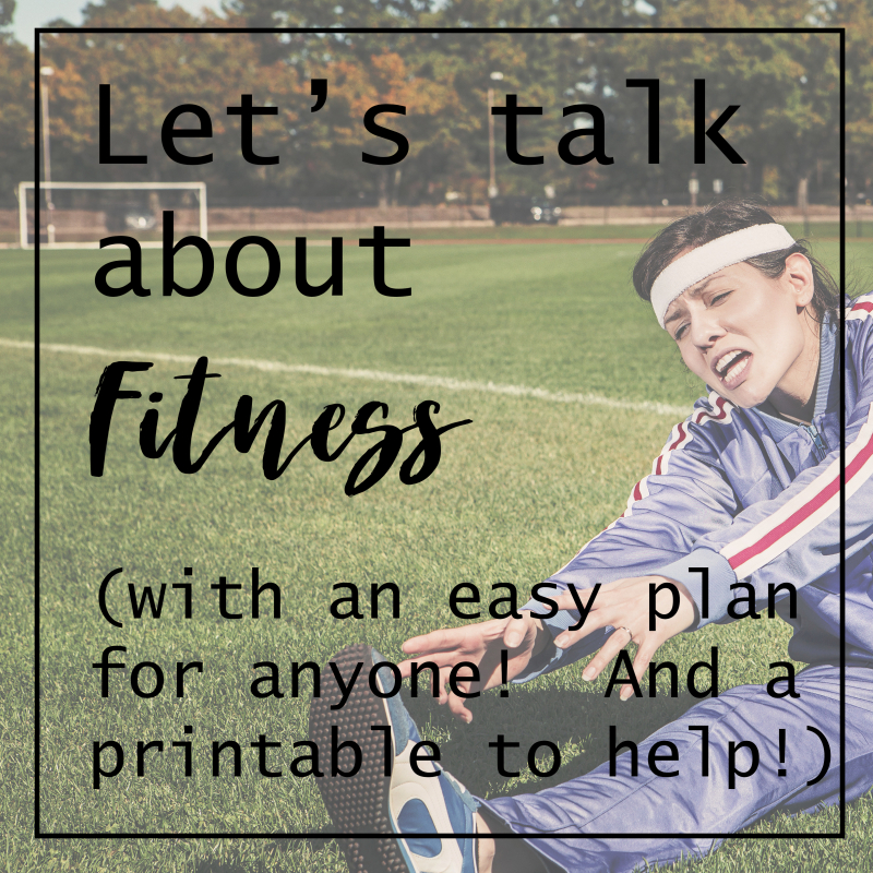 Let's talk about fitness square pin