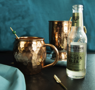 Moscow Mule finished 1
