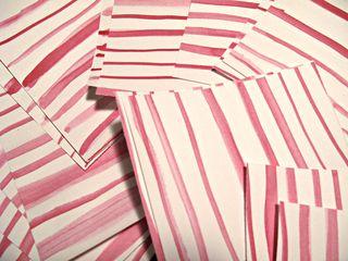 Valentine Banner Cut Squares