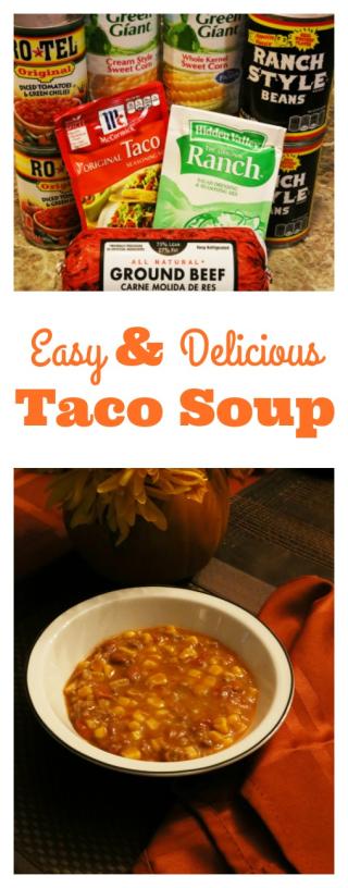 Pinterest Taco Soup