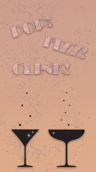 Pop Fizz Clink Wallpaper