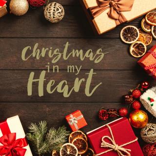 Christmas in my Heart Logo