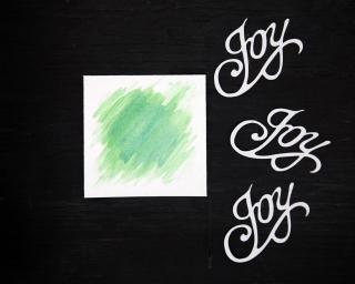 Joy Card Die