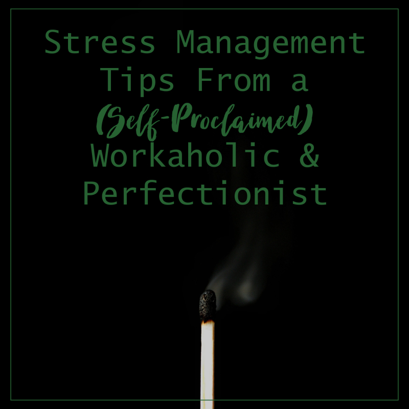 Stress Management Tips Pin