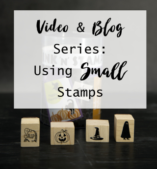 Small Stamps Series Pin
