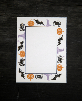 Small Stamps Series Frame 3