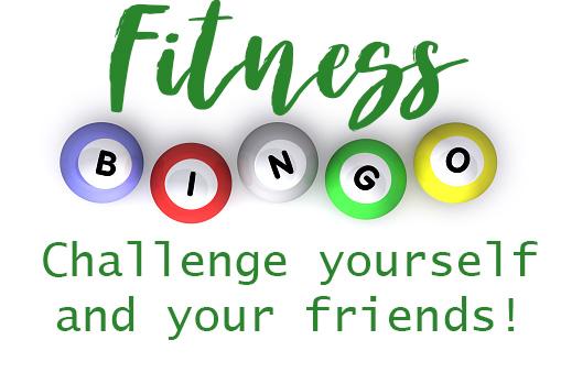 Fitness Bingo Header